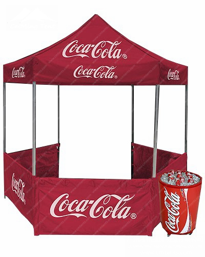 *Folding Tent(6 Sided Marquee)