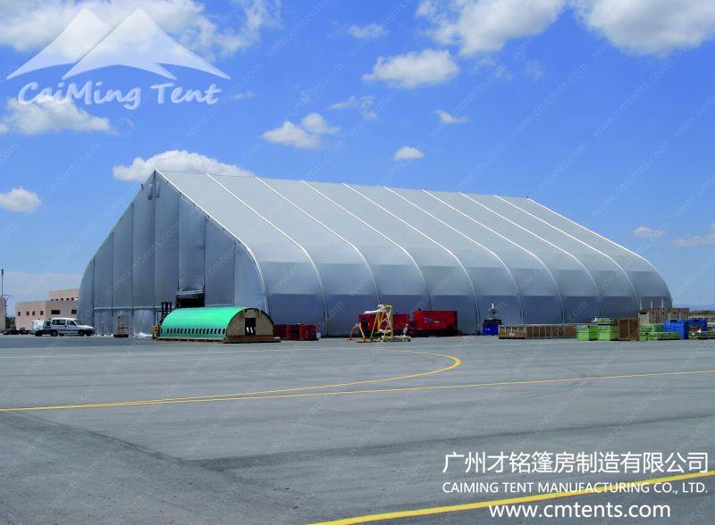 >Hangar Tent