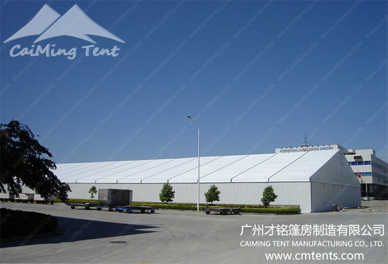 >Warehouse Tents