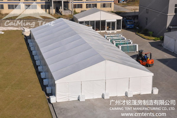 >25M Warehouse Tent