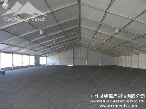 Windproof Warehouse Tent