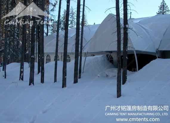 Winter Sports Tent