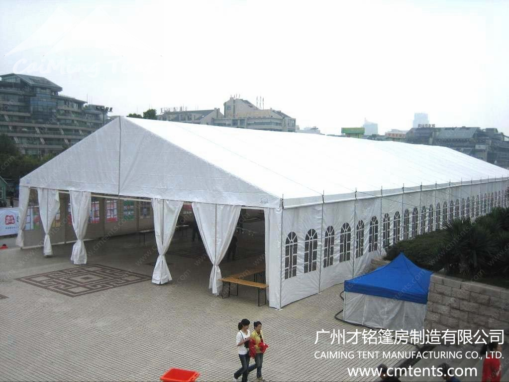 Gt Big Tent Ss Series 3m 12m Guangzhou Caiming Tent