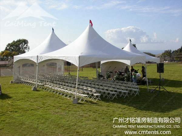 CaiMing wedding sports party tent business High Peak Tent Pinnacle Tent
