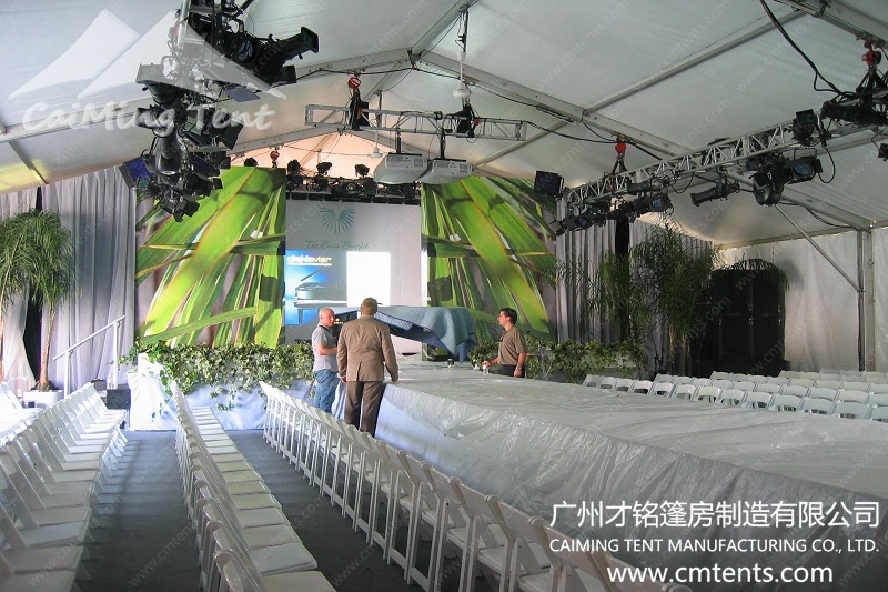 Double Decker Tent & Double Decker Tent | Two Story Tent | Event tent sales | Dome ...