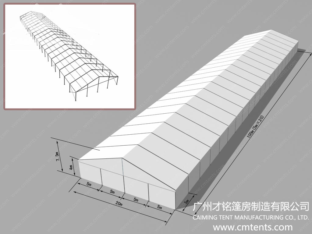 China UK USA AU SPAIN EU Big Tent Leader Wedding sports business party Tent Hall 30m-40m