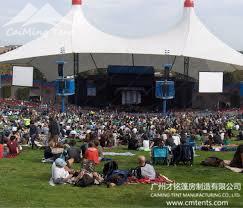 Concert Tent
