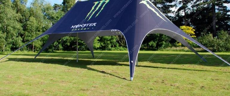 Jumbo Star Tent