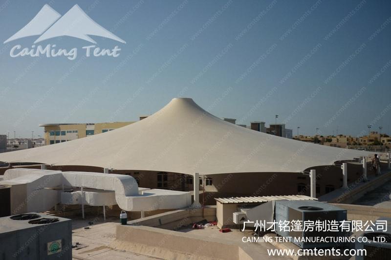 Hotel Tent