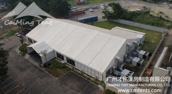 >Warehouse Tent