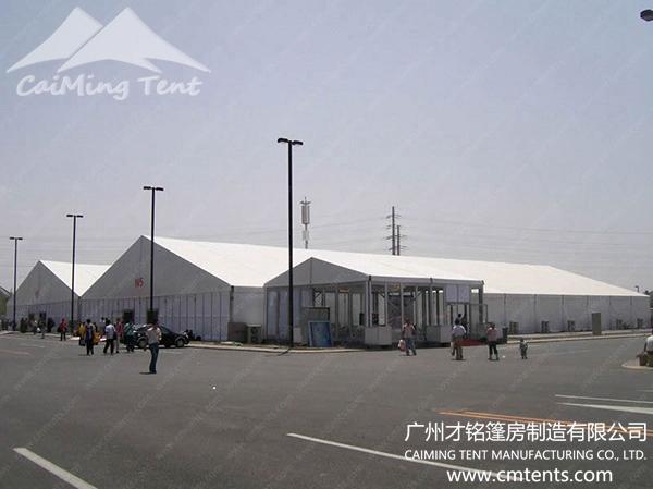 Windproof Warehouse Tent