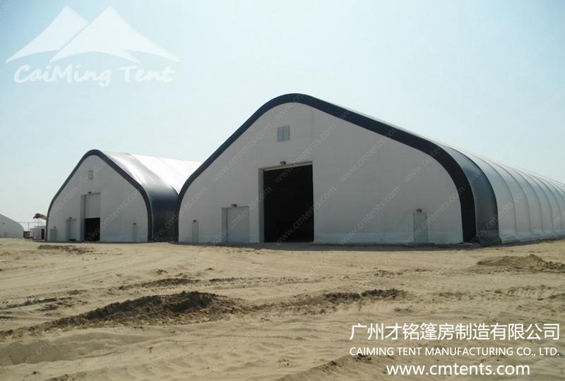 Warehouse Tent
