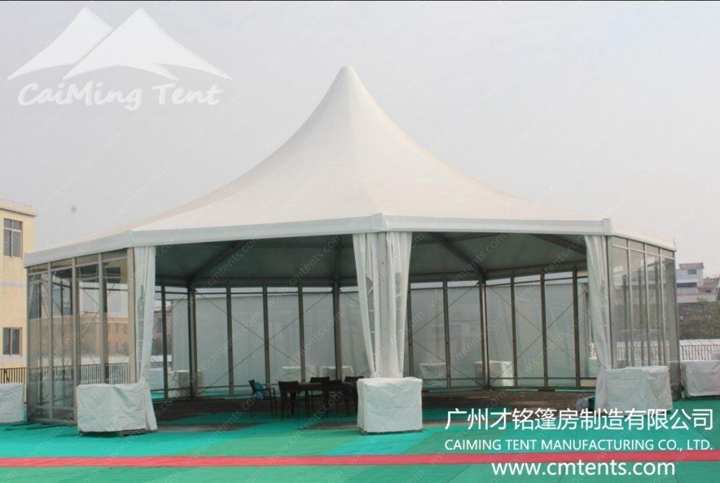Decagonal Tent