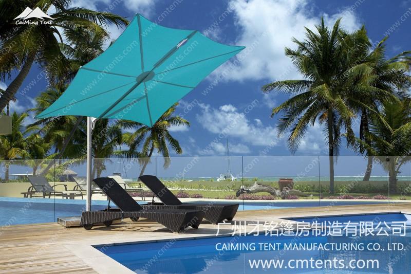 High Wind Performance Umbrella