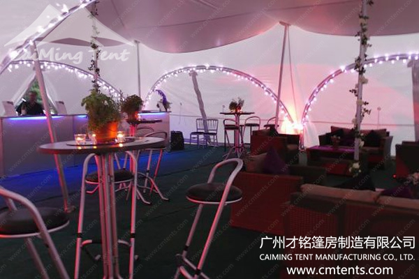 Trapeze Marquee